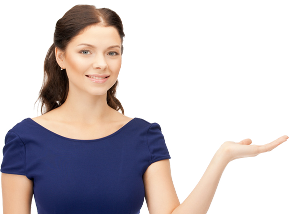 Returns Management Software - Woman Model